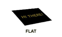 Flat Card