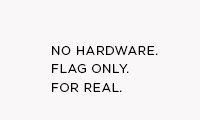 None - Flag Only
