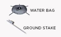 Pole + Water Tank