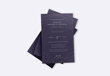 Business Invitations