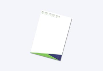 Bulk Offset Letterheads Printing
