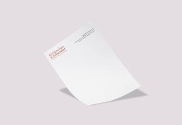 Foil Letterheads Printing