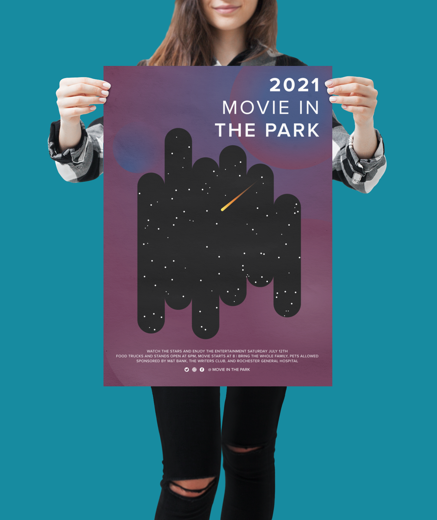 Medium Poster Printing