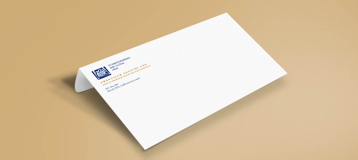envelope B
