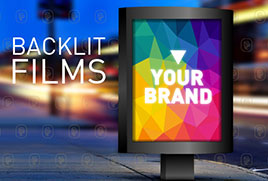 Backlit Films Outdoor