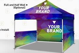 Custom Event Tent Printing
