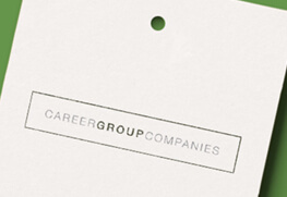 Hang Tag (Career Group)