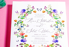 Wedding Invitations A