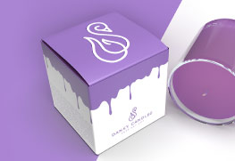 Candle Box Packaging