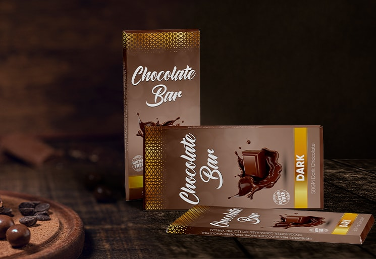 Custom Chocolate Bar Boxes