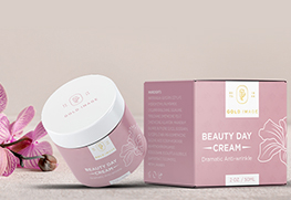 Custom Face Cream Box Packaging