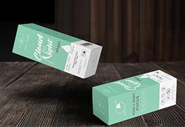 Tincture Box Printing