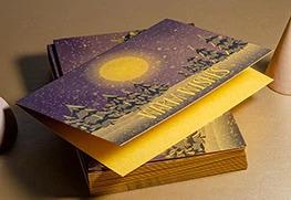 Custom Holiday Cards Printing