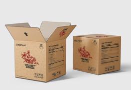 Shipping Boxes Printing