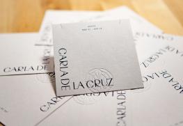 Jewelry Display Card Printing