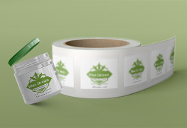 Custom Soft Touch Labels Printing