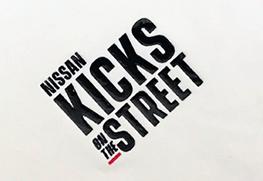 Foil Napkin (Kick Street)