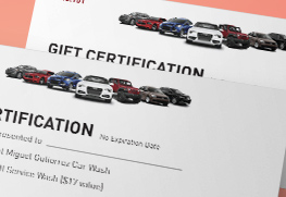 Gift Certificate - 02