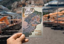 Postcards Printing (travel)
