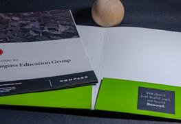 Presentation Folders B