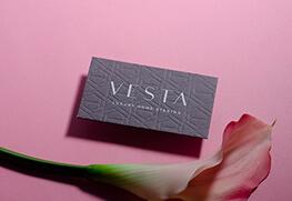 Custom Deboss Business Card Printing