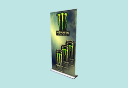 Deluxe Retractable Banner_