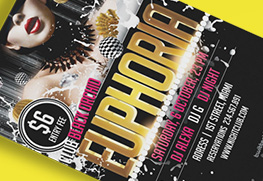 Club Flyer (Euphoria)