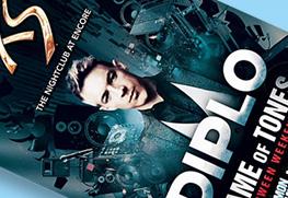 Club Flyer (Diplo)