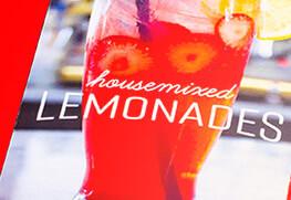 Menus (Lemonade)