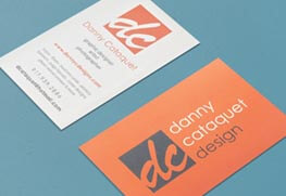 Soft Touch Business Cards E