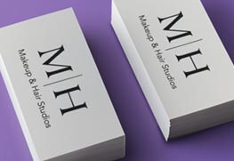 Soft Touch Business Cards C