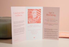 Custom tri fold brochures printing