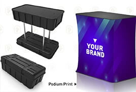 Pop Up Podium