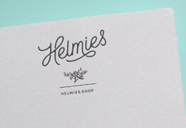 Letterpressed Greeting Cards A