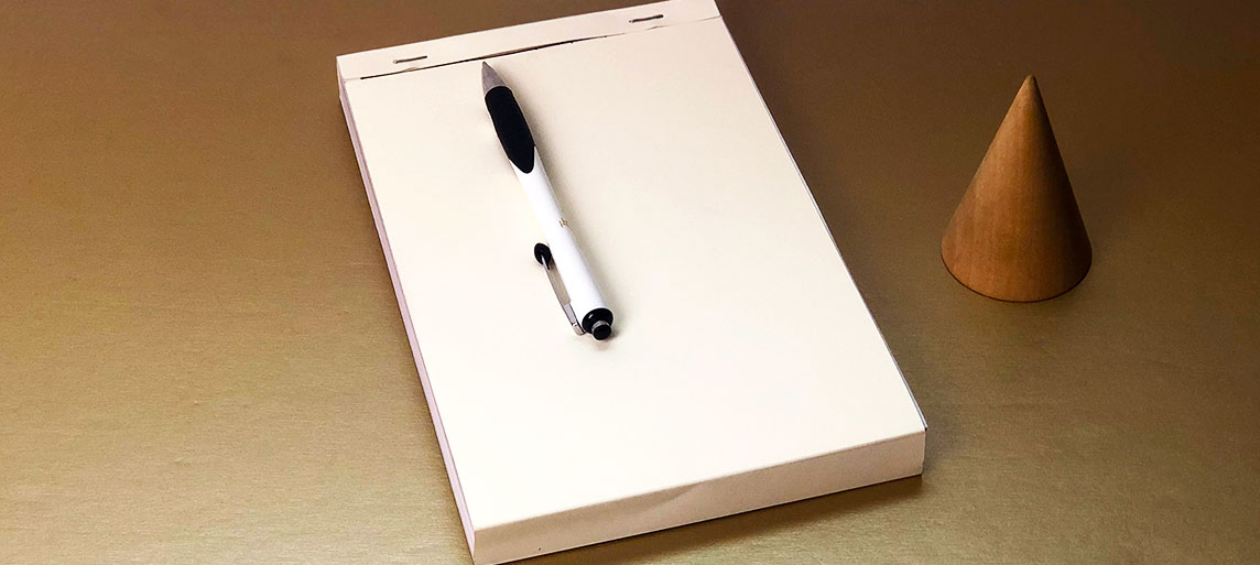 Carbonless form (Closed Cover)